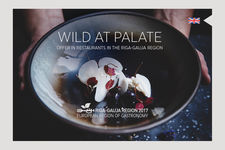 Wild at palate in English